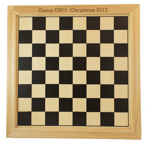 7 in 1 Personalized Board Game Set with Chess Cover
