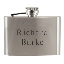Personalized 4oz Small Pocket Flask