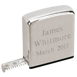 Engraved Tape Measure