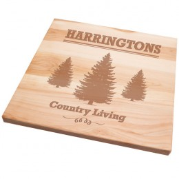 In the Woods Maple Cutting Board