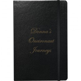Black Ambassador Bound Personalized Journal Book