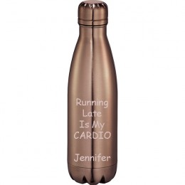 Caramel Ultimate Insulated Bottle 17 Oz