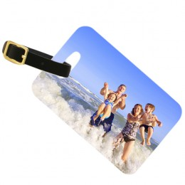 Custom Photo Personalized Luggage Tag