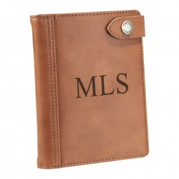 Cutter & Buck Legacy Personalized Passport Wallet