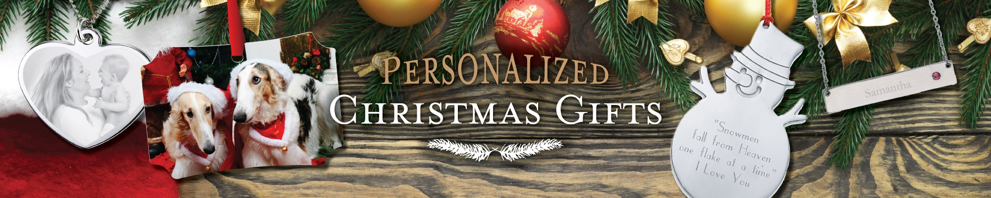 Personalized Christmas Gifts