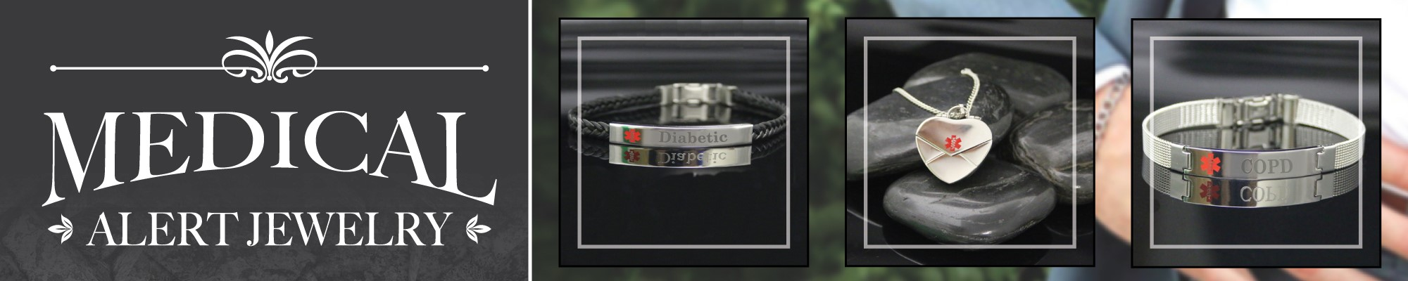 Personalized Medical Alert Jewelry